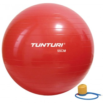 Gymball 55cm, Red - Tunturi