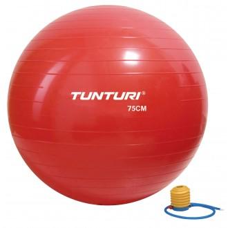 Gymball 75cm, Red - Tunturi