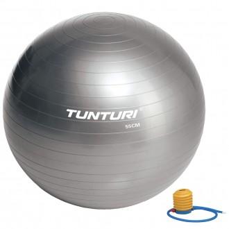 Gymball 55cm, Silver - Tunturi