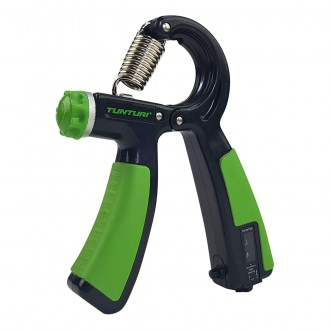 Adjustable Hand Grip With Counter -...