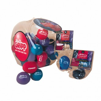 The Gripp II Stressballs, Box 40pcs...