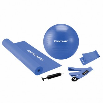 Pilates Fitness Set - Tunturi