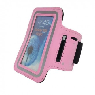 Telephone Sport Armband Pink - Tunturi