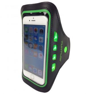 LED Telephone Sport Armband - Tunturi