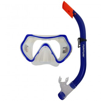 Snorkel Set Junior Siliter - Tunturi