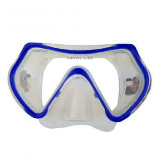 Diving Mask Junior Siliter - Tunturi