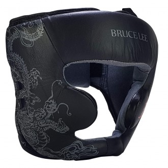 Bruce Lee Dragon Head Guard