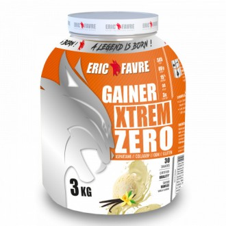 Gainer Xtrem Zero - Eric Favre