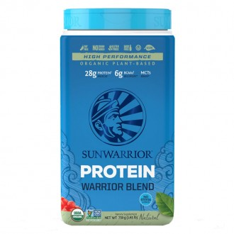 Warrior Blend Nature - Sunwarrior