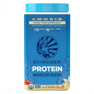 Warrior Blend Vanille - Sunwarrior