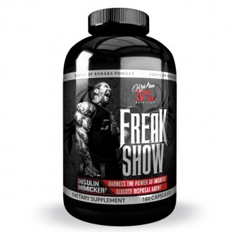 Freak Show (180) 5% Nutrition - Rich...