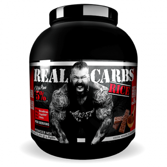 Real Carbs Rice (2220g) 5% Nutrition...