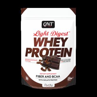 Light Digest Whey Protein (500g) - Qnt