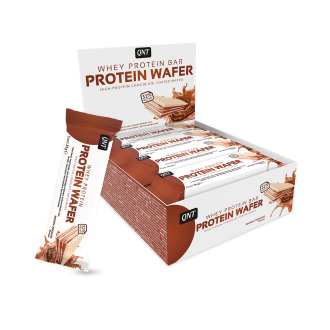 Protein Wafer Bar (12x35g) - Qnt