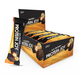 Protein Joy Bars (12x60g) - Qnt