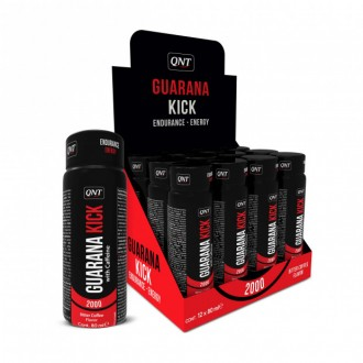 Guarana Kick Shot 2000mg (12x80ml) - Qnt