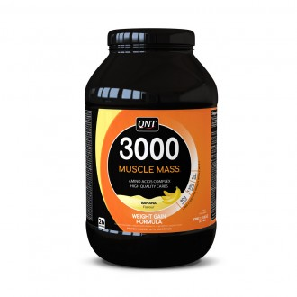 3000 Muscle Mass (4,5kg) - Qnt