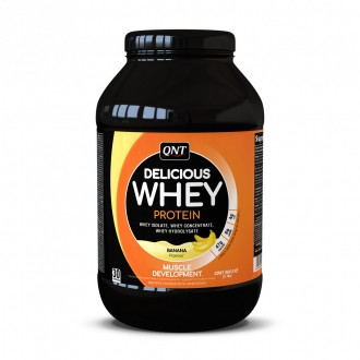 Delicious Whey Protein (908g) - Qnt