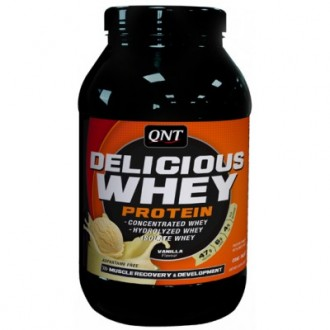 Delicious Whey Protein (1000g) - Qnt