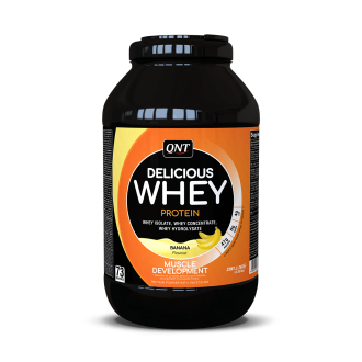 Delicious Whey Protein (2200g) - Qnt