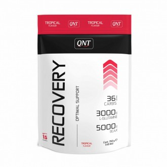 Recovery Powder (750g) - Qnt