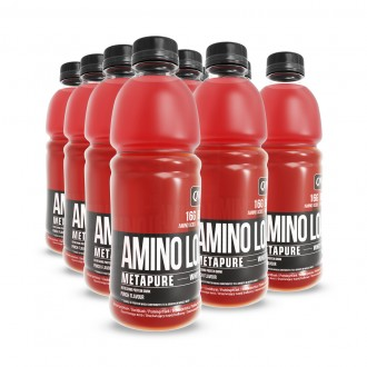 Amino Load Metapure (12x500ml) - Qnt