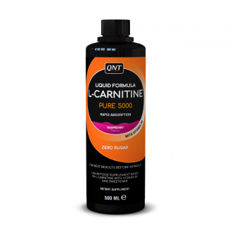 L-Carnitine Liquid (500ml) - Qnt