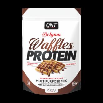 Belgian Waffles Protein (480g) - Qnt