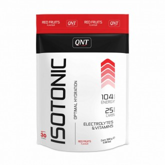 Isotonic Powder (900g) - Qnt