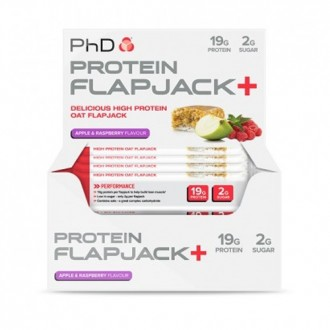 Protein Flapjack+ (12x75g) - PhD