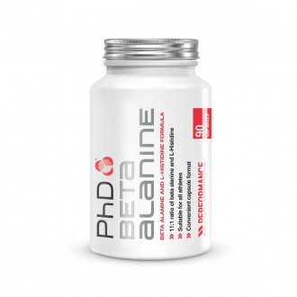Beta Alanine (90) - PhD