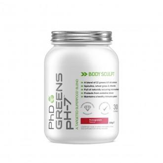 Greens pH-7 (330g) - PhD