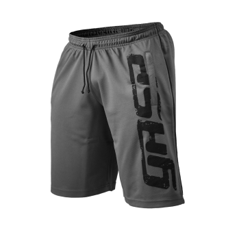 Pro Mesh Shorts (Grey) - GASP