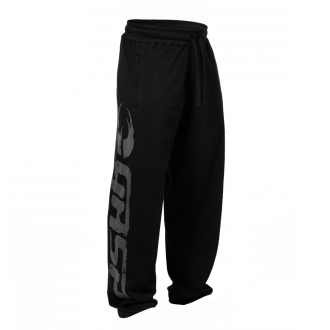 GASP Sweat Pants (Black) - GASP
