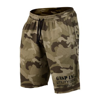 Thermal Shorts (Green Camo) - GASP