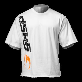 GASP Iron Tee (White) - GASP