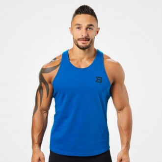 Essential T-Back (Blue) - Better Bodies