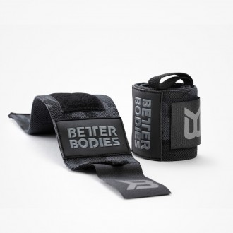 Camo Wrist Wraps - Better Bodies