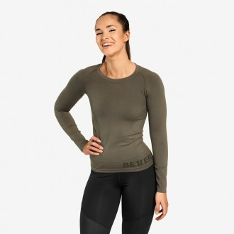 Nolita Seamless LS (Wash Green) -...