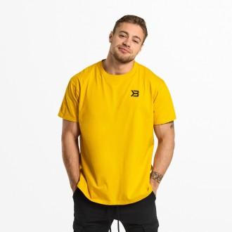 Stanton Oversize Tee (Yellow) -...