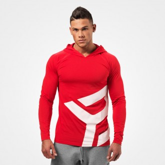 Astor LS Hoodie (Bright Red) - Better...