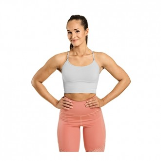 Astoria Seamless Bra (Frost Grey) -...