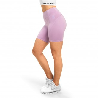 Chrystie Shorts (Lilac) - Better Bodies