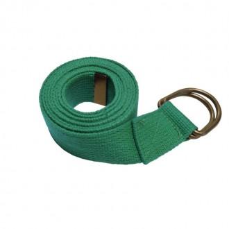 Sangle Yoga vert