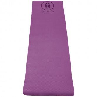 Tapis premium LF' yoga premium 6mm...
