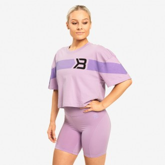 Chrystie Tee (Lilac) - Better Bodies