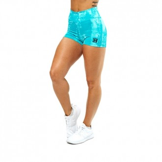 Gracie Hotpants (Agua Print) - Better...