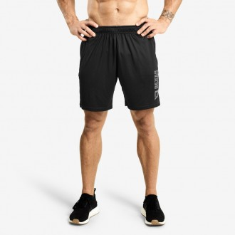 Loose Function Shorts (Black) -...