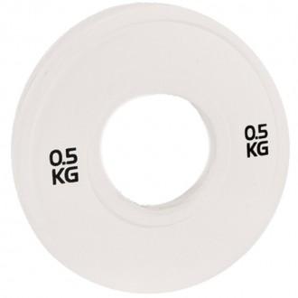 Disque Bumper blanc - 0.500 kg