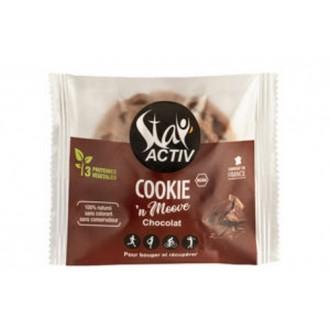 Cookies aux pépites de chocolat noir...